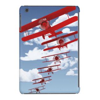 Retro Biplane iPad Mini Cover