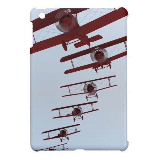 Retro Biplane iPad Mini Covers