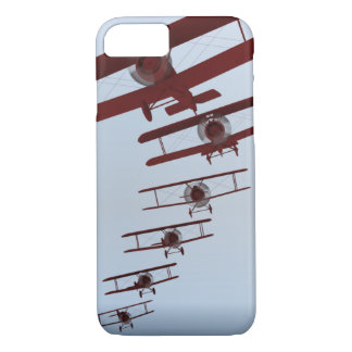 Retro Biplane iPhone 7 Case