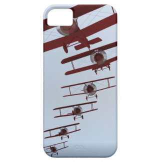 Retro Biplane iPhone SE/5/5s Case