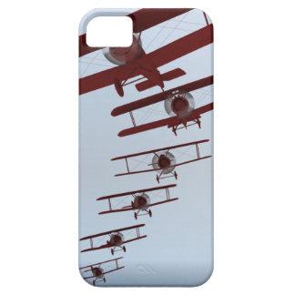 Retro Biplane iPhone SE/5/5s Case