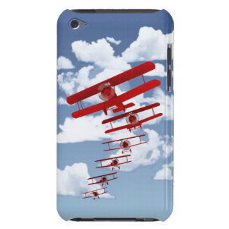 Retro Biplane iPod Case-Mate Case