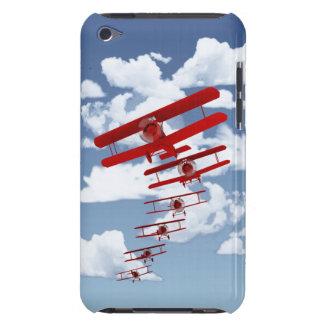 Retro Biplane iPod Touch Covers