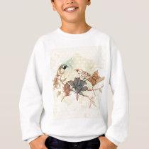 Retro Birds Sweatshirt
