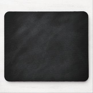 Retro Black Chalkboard Texture Mouse Pad
