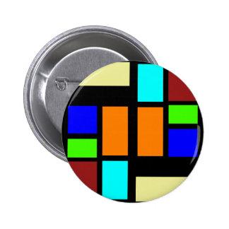 Retro Blocks Buttons