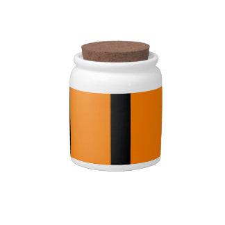 Retro Blocks Candy Jar