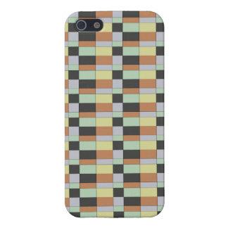 Retro Blocks Case For iPhone SE/5/5s