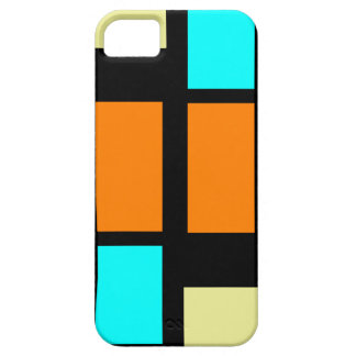 Retro Blocks iPhone 5 Cases