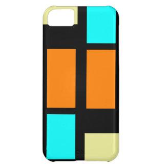 Retro Blocks iPhone 5C Cover
