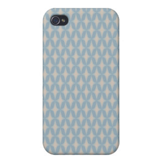 Retro Bonnie Gentle Stars iPhone 4/4S Cover