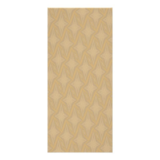 Retro Bonnie Star Field Rack Card