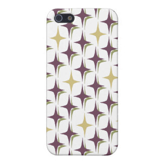 Retro Bonnie Stars Cover For iPhone SE/5/5s