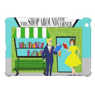 Retro Book Lovers Hard Shell iPad Mini Case
