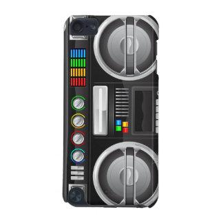 retro boom box ghetto blaster boombox iPod touch (5th generation) cases