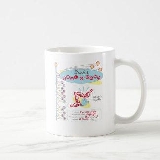 Retro Bowl-O-Rama Coffee Mug