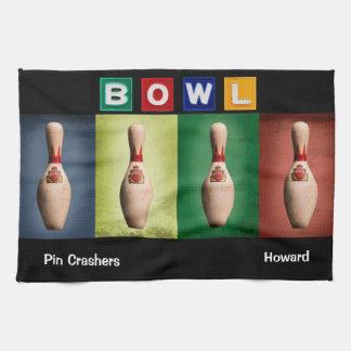 Retro Bowl, Team Bowling Towels