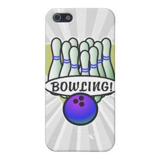 retro bowling design iPhone SE/5/5s cover