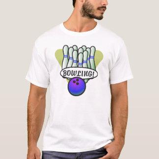 retro bowling design T-Shirt