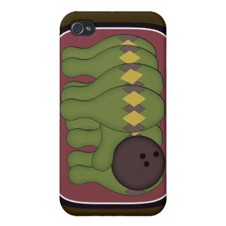 Retro Bowling iPhone 4/4S Case