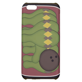 Retro Bowling iPhone 5C Covers
