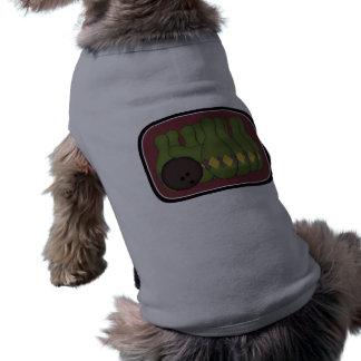 Retro Bowling Pet Shirt