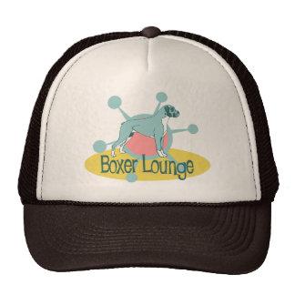 Retro Boxer Lounge Hat