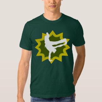 Retro Break Dancer T-Shirt