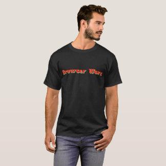 Retro Browser Wars Logo T-Shirt