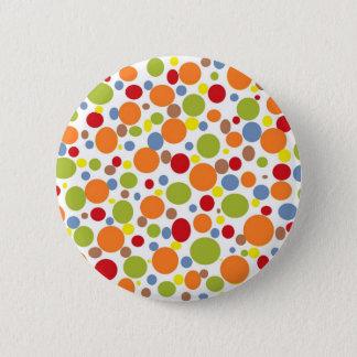 Retro Bubbles Button