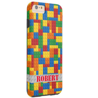 retro building block customizable iphone 6 case