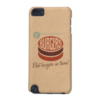 Retro Burger iPod Touch (5th Generation) Covers