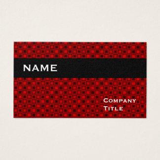Retro Business Card Template