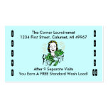 Retro Business Punch Cards Any business happy shop Business Card Template