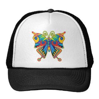 Retro Butterfly Trucker Hat