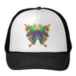 Retro Butterfly Trucker Hats