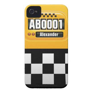 Retro Cab Taximeter iPhone Case