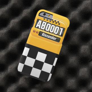 Retro Cab Taximeter Tough iPhone 6 Case