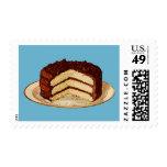 Retro Cake Stamp