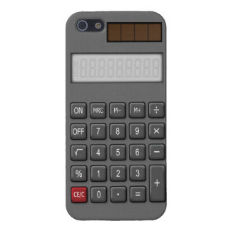 Retro Calculator Case-Mate iPhone 5 Case
