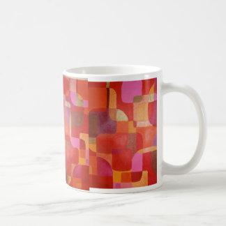 Retro caliéntese taza clásica