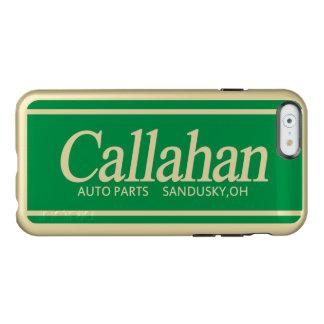 Retro Callahan Auto Parts Gold Incipio Feather Shine iPhone 6 Case