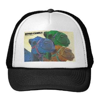 retro camels trucker hat