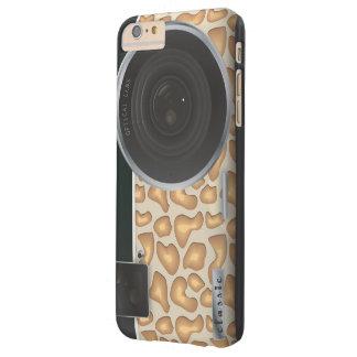 Retro Camera Barely There iPhone 6 Plus Case