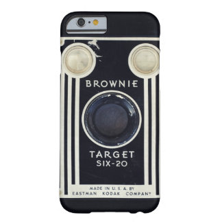Retro camera brownie target. barely there iPhone 6 case