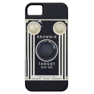 Retro camera brownie target. iPhone SE/5/5s case
