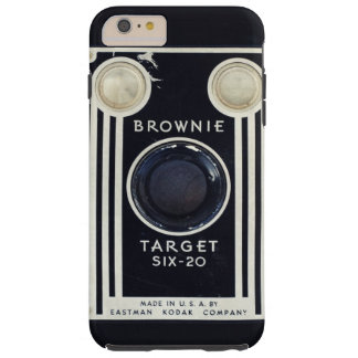 Retro camera brownie target. tough iPhone 6 plus case