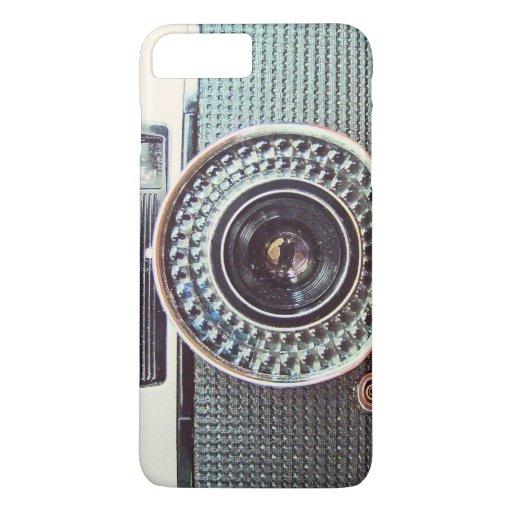 Retro camera iPhone 8 plus/7 plus case