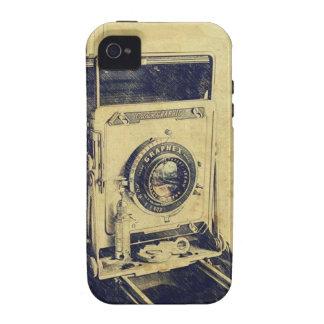 Retro  Camera Design iPhone Cases Vibe iPhone 4 Cases