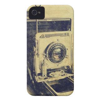 Retro  Camera Design iPhone Cases iPhone 4 Case-Mate Case